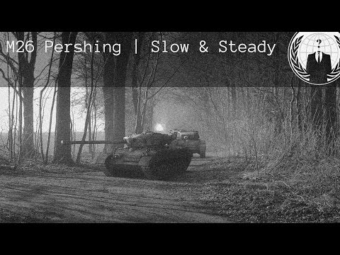 M26 Pershing Slow and Steady | World of Tanks Blitz