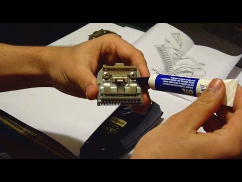 Регулировка машинки для стрижки волос своими руками 86