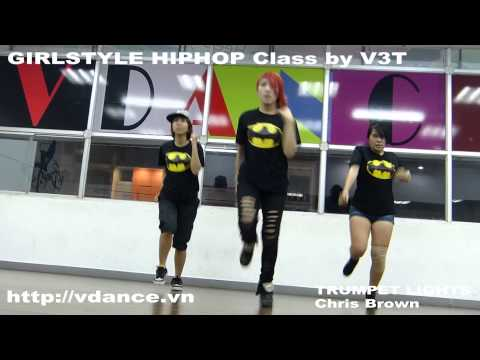 VDANCE Girlstyle Hiphop Class by V3T