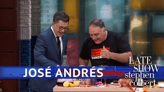 Download Song José Andrés Makes Spanish Eggs And Cocktails Free StafaMp3