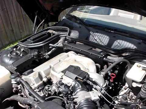 1997 Bmw Z3 1 9l Walkaround Engine Start Youtube