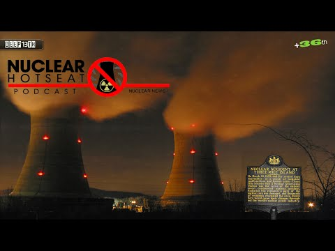 Nuclear Hotseat #196: Fukushima + Chernobyl + 36th Three Mile Island Anniversary 3/25/2015