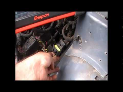 2000 Ford Taurus TR Sensor Problem P0705, P1702 - Transmission Repair