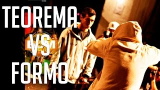 BDM Gold 2015 / Clasificatorias / Teorema VS Formo