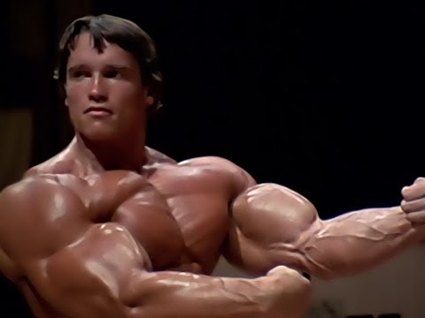 Arnold Schwarzenegger Bodybuilding Training - No Pain No Gain 2013 video