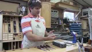 Training the Hand workshop tool requirements with Rob Cosman