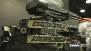 Mission Crossbows Sub-1 Lite and Sub-1 XR - 2019 ATA SHOW