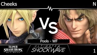 USW 1 - FRKS   Cheeks (Cloud) vs N (Ken) Pools - WF - SSBU