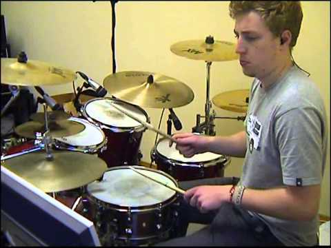 Red hot chili Peppers - Turn it again (Drums Cover)