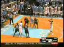 UM-UNC basketball, the refs blow call after call