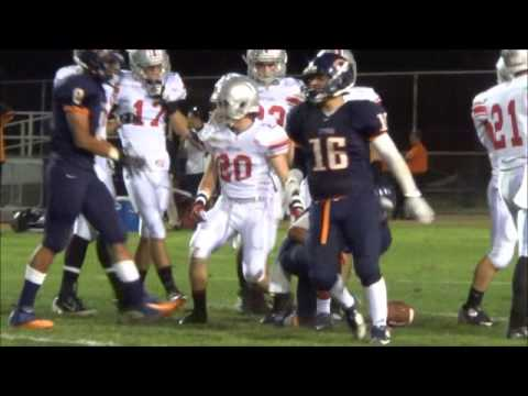 Yorba Linda High School vs Cypress High School 2013 Varsity Football