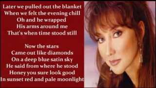 Watch Pam Tillis Sunset Red And Pale Moonlight video