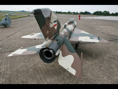ONBOARD CAMS RC MIG 21 & F-104 - LUKE & GEOFF AT BMFA NATS BARKSTON HEATH - 2014