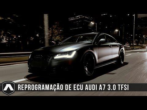 Remap de ECU -  Audi A7 (C7) 3.0 TFSI 420cvs e 44kgfm - Armada Performance