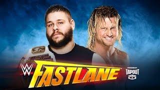 NOTICIAS DE WWE: Combates Confirmados Para Fastlane 2016, Cartelera Actualizada.