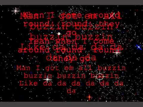 Buzzin-Mann and 50 cent (lyrics)