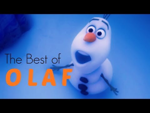 The Best Moments of Olaf (Frozen)