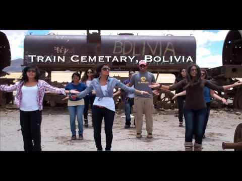 Team Jolkona Dancing (east Africa And South America) video