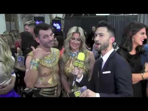 Dancing With The Stars Season 21 Premiere | Kim Zolciak-Biermann and Tony Dovolani | AfterBuzzTV