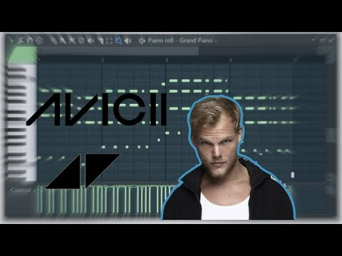 How To Make a track like avicii/fl studio/ free flp