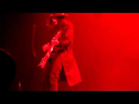 Mick Mars Guitar Solo Live Ericsson Globe Arena, Sweden - The Final Tour 2015-11-16