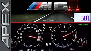 BMW M6 GRAN COUPÉ COMPETITION PACKAGE - FULL THROTTLE (314 KM/H) + C.E.S. (2016)
