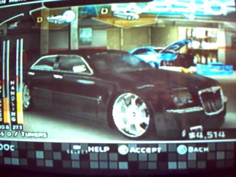 Midnight club 3 REMIX - meus carros