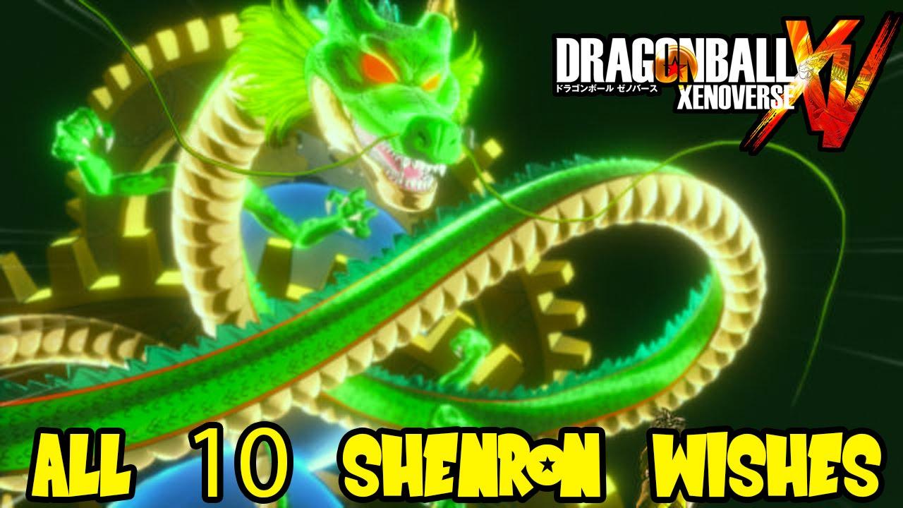 Dragon Ball Xenoverse: All