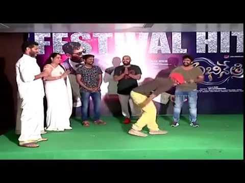 (new)jani master & Sekhar Master Funny dance movements infront of PRABHUDEVA thumbnail