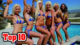 Top 10 AMAZING Facts About SWEDEN