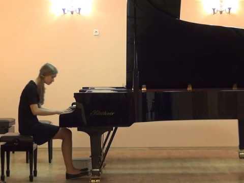 Гайдн, Йозеф - Соната для фортепиано до-диез минор