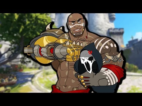Overwatch Funny & Epic Moments - ONE FIST MAN - Highlights Montage 178