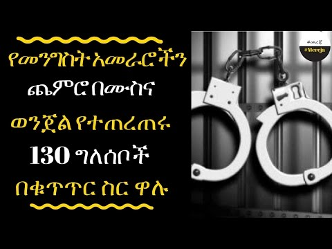 ETHIOPIA -Ethiopia arrests high profile intelligence over corruption