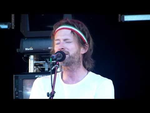 Thom Yorke - Harrowdown Hill | Glastonbury Festival, Pilton UK (2/9)