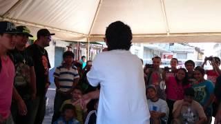Chicle & Jota vs Barrio MC & JC King- Cuartos Elim.- Batalla de MCs- 7 Calles 7 Artes