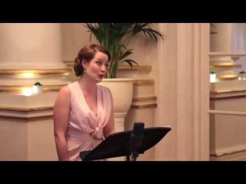 Hanna Hipp performs an extract from Poulenc's Eight Polish Songs (The Royal Opera)