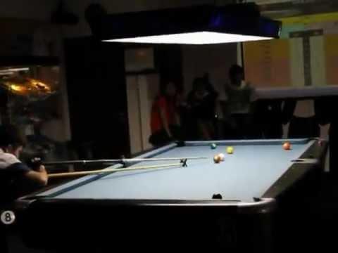 Thailandbillard.com – LES 0 – W★ ICE at HUSTLERS BAR – video taken by toshi