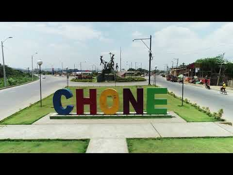 Discurso de posesión Alcalde de Chone 2019-2023