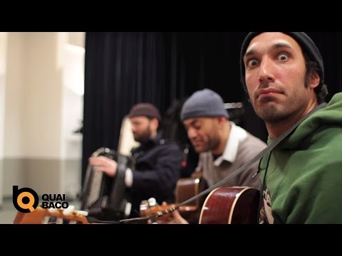 La Rue Kétanou - Session Acoustique -