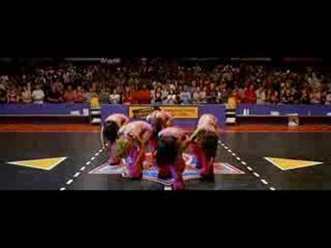 DodgeBall Dancers - YouTube
