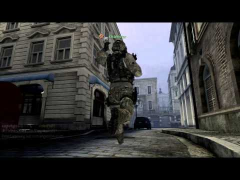 Xhamster Mw3 Good Throwing Knife Kill ! :) video
