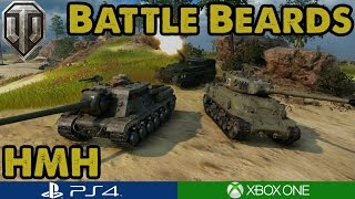 WoT - HEAVY METAL HEROES! - Battle Beards #99 (Xbox One)