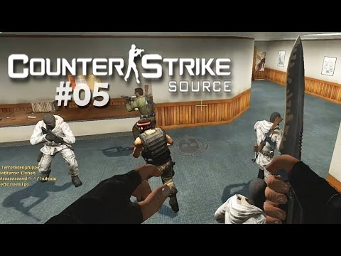 Let's Play Counter Strike: Source #05 - Die Gesunde-Ernährung-Front