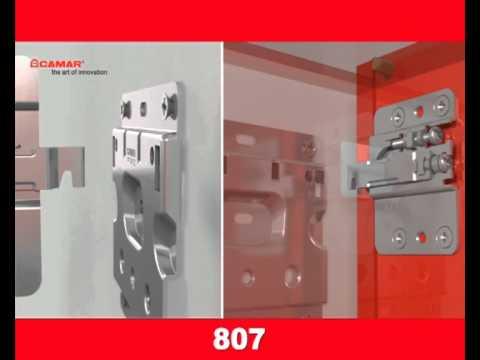 REGGIBASE 807 – La rivoluzione per i vostri mobili sospesi.