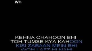 download lagu Main Agar Kahoon - Om Shanti Om - Karaoke gratis