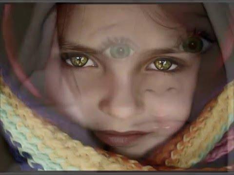 ТОП6 самые красивые глаза у детей  №1