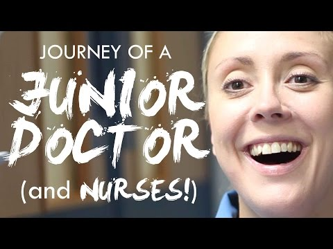 Doctors And Nurses: The Rules Of Engagement | Journey Of A Junior Doctor video