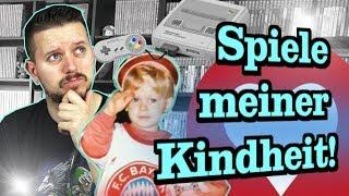 SPIELE meiner KINDHEIT, über die ICH NOCH NIE GESPROCHEN HABE! // FincHistoria #06