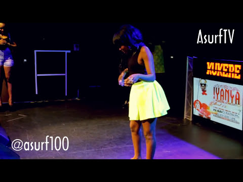 #throwback-iyanya Kukere Concert-girl Entertain Audience +18 On Asurtv video
