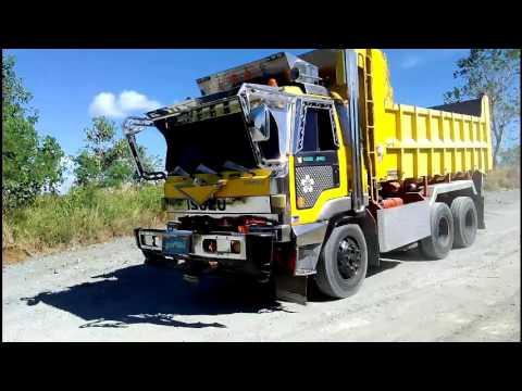 PHILIPPINE DUMP TRUCK DRIVER - Alberto Janolino